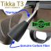 Tikka T3 / T3x - titanium bolt handle (RH)
