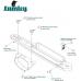 Tikka T3 / T3x - DBM for factory magazines (arctic version)