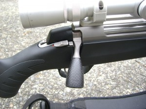 Sako A7 - titanium bolt handle