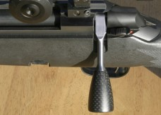 Tikka older models - titanium bolt handle (LH)