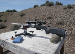 Sawtooth Rifles - Idaho, USA