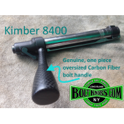 Kimber 8400 - 1-piece carbon fiber bolt handle